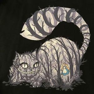 Disney Cheshire Cat & Alice Woods Sweatshirt